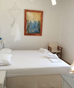 Windmill Rooms Overlooking Sea by Town Centre - Antiparos - Aamiaismajoitus