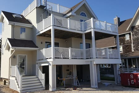 Beach Haven 1 short block from Ocean! - Beach Haven - Hus