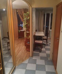 Comfortable place near the Gulf - Санкт-Петербург - Appartement