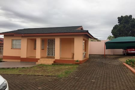 A standalone two bedroom cottage - Manzini, Swaziland - House