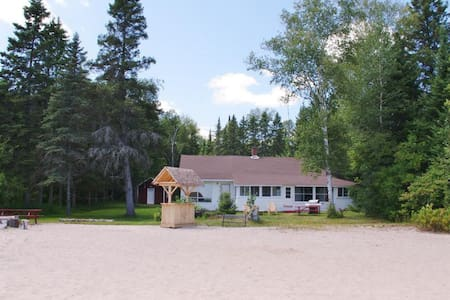 100% Private Family Cottage & Beach - Cabin