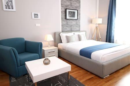 New Belgrade Apartment Delta City 2 - Belgrad - Lägenhet