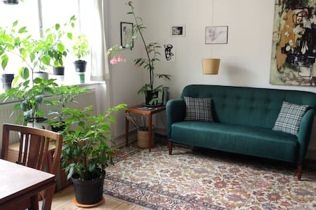 Cosy room in Frederiksberg - Frederiksberg - Apartment