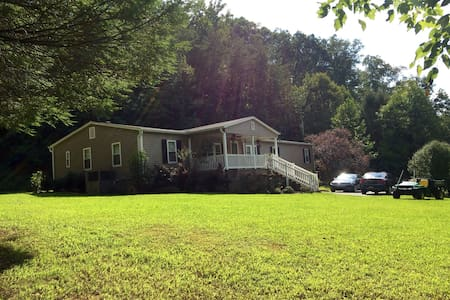 Two rooms on Odle Mtn. in Sunset SC - Sunset - Hus