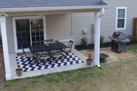 Short Drive To Masters 4 BR Rental - Grovetown - Hus