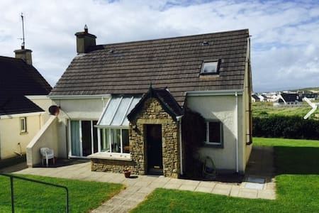 Cosy Cottage - Rossnowlagh Beach, Co. Donegal - Rossnowlagh - Hus