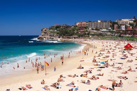 Walk to Bronte Beach-fully equipped unit - Waverley - Wohnung