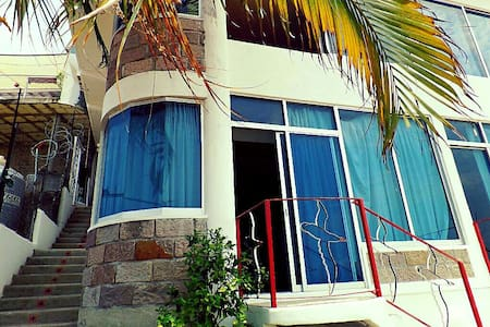 Studio Ocean View | Beach 5min | - La Cruz de Huanacaxtle - Condominium