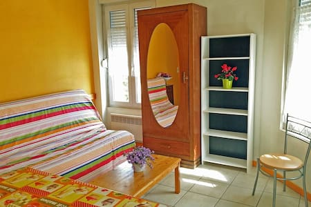 12-Studio lumineux confortable - Berck - Apartment