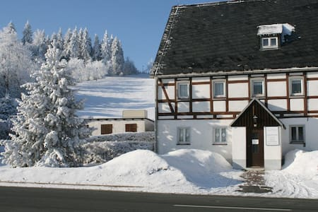 Ferienhaus am Skihang - Appartement