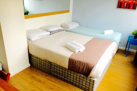 1.Triple Bedroom Central London - Talo