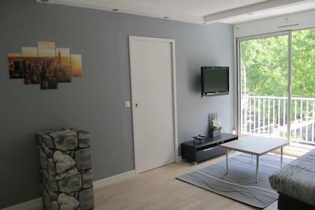 Apartment quiet, renovated, near to La Defense - Courbevoie - Apartment