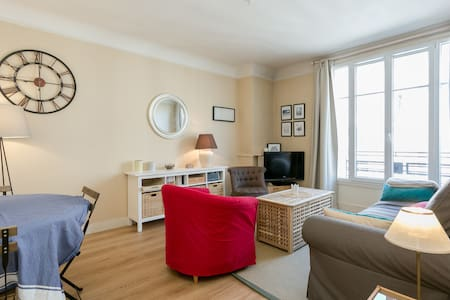 Cosy/calm apartment with Parking - Leilighet