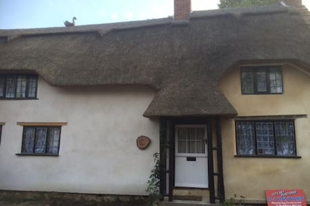 Thatchdown Cottage near Ilminster, South Somerset - Ilminster - House