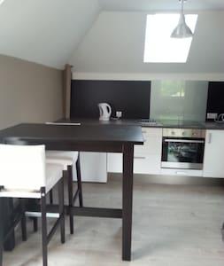 appartement agréable et lumineux à AURAY - Pluneret - Lägenhet