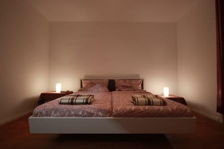 65m² Superschöne Wohnung, neu renoviert in Edingen - Appartement