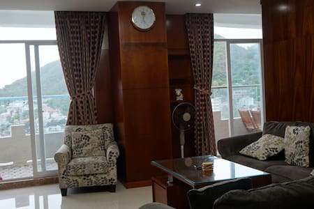 Thuy Tien Apartment, 3 bed 105m2, Sea Views. - Wohnung