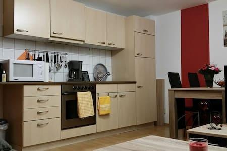 Gemütliche Wohnung, zentraler Lage - Morbach - Daire