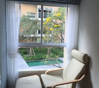 Stay in a Resort in BKK Ram Inthra - Condominium