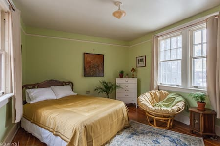 Charming room in character home. - Fernie