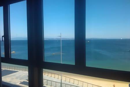 Apartamento a pie de playa - Ribeira