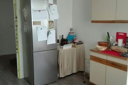 Chez Clément et Manon, nuitée avec petit-déjeuner - Apartment