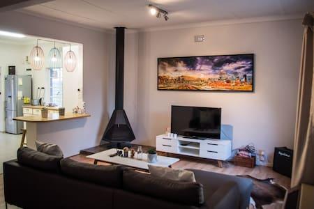 Beautiful home in Joburg's trendiest suburb - Randburg