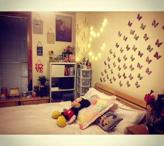 City Centre double room - Dublin - Apartamento