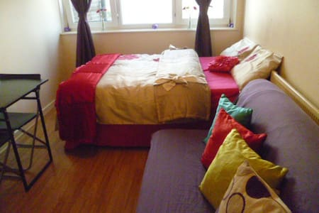 LONDON OESOP'S ROOM SLEEPS 2, 10MINS TO TUBE. - Woodford
