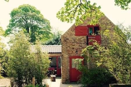 Charming and cosy barn conversion - East Riding of Yorkshire - Talo