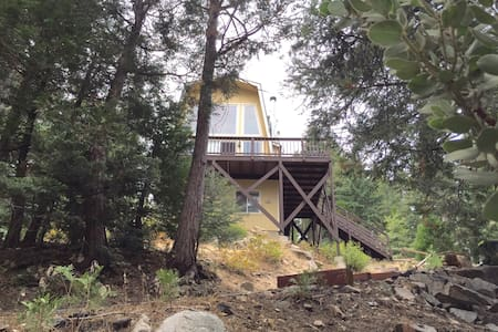 Tree Top Cabin in the sky - Cabane
