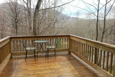 Mountainside Suite with great views - Maggie Valley