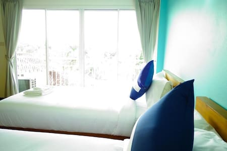 Superior Warm White Twin Bed 5 - Mueang Chiang Mai District