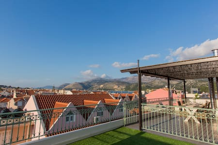 PANORAMIC LUXURIOUS PENTHOUSE! - Argostoli - Apartament
