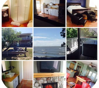Lakeside Haven: Escape to Comfort and Beauty! - Bed & Breakfast