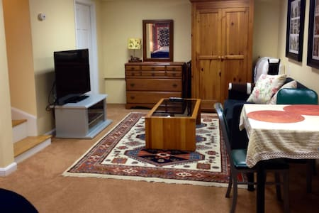 Affordable Private Suite near Boston, MA - Wakefield - House