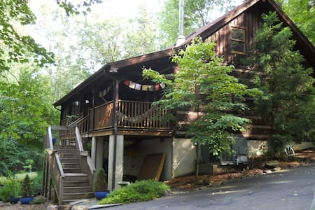 1 BEDROOM SUITE with PRIVATE ENTRANCE in Log Cabin - Chapel Hill
