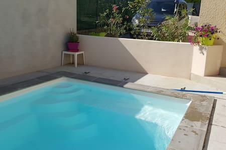Superbe Villa Piscine Privée Quartier Résidentiel - Uzès