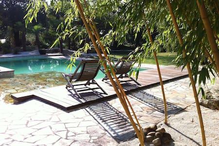 Villa Les Lavandins - Calme & Confort - Villa