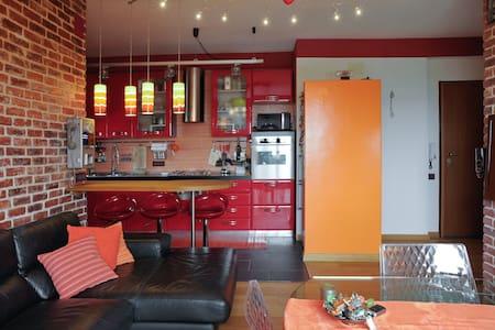 Beautiful design apartment - Appartement