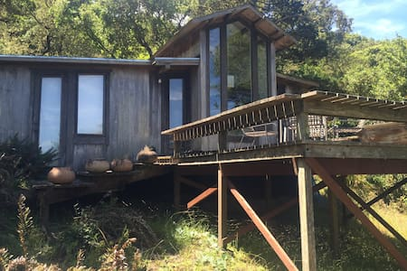 Charming cabin in the woods - Inverness - Haus