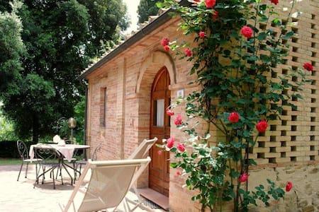 Casale Rodilosso - Gladiolo/Apartment Tuscany - Montaione - Lägenhet