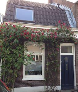 Gezellig huisje te huur nabij centrum van Utrecht! - Utrecht - Townhouse