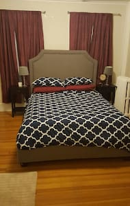 Cozy ensuite private  bedroom - Newport - Casa