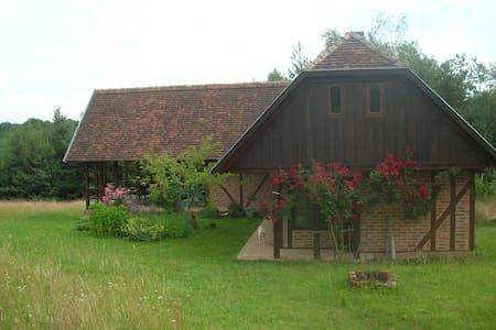 Kéklepke ház az őrségi Vendvidéken - Ház