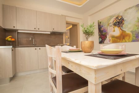 Pithos apartments ( Koutsoukas) - Appartement
