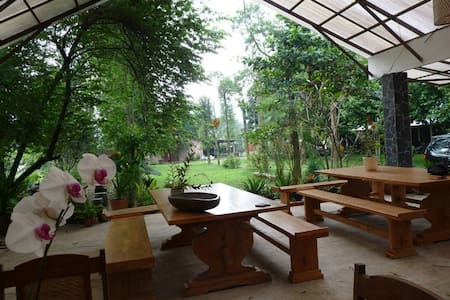 Ronia Mountain Villa Lembang - Lembang