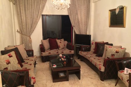 The other room in my flat in hamra