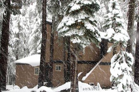 Bear Valley Cabin Close to Village - Kisház