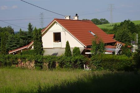 Agroturystyka  , Ranczo w Dolinie Karpia. - Bachowice - House